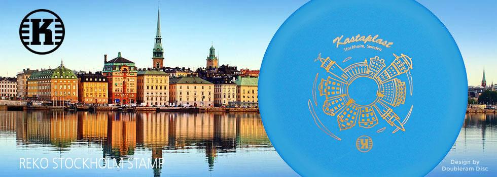 Reko Stockholm Stamp