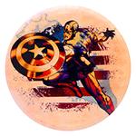 Warden DyeMax Captain America