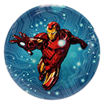 Felon DyeMax Iron Man Blue Circuit