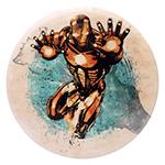 Warden DyeMax Iron Man