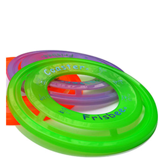 Coaster Flying Frisbee Ring