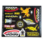 Innova Sticker Sheet